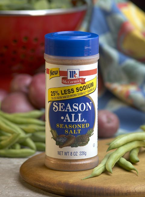 Low Sodium Season-All