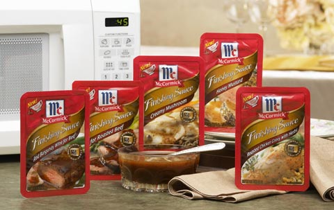 McCormick Finishing Sauces