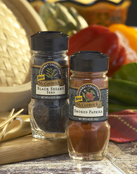 McCormick Smoked Paprika & Black Sesame Seed