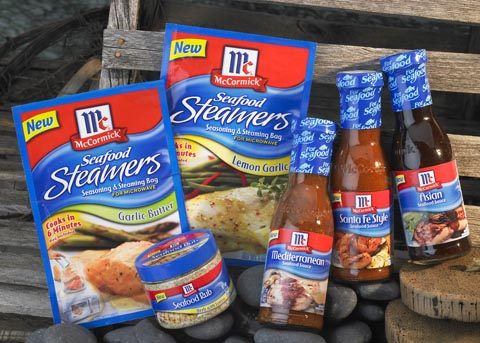 McCormick Seafood Seasonings