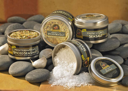 McCormick Gourmet Sea Salts