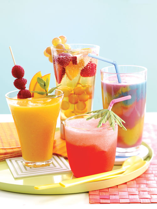 Cool Summer Beverages